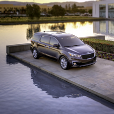 Under the hood, the new Sedona will be powered by a new Lambda Gasoline Direct Injection 3.3-liter V6 engine