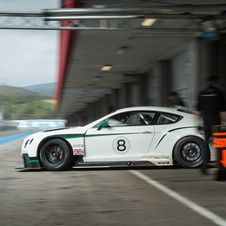 It will be racing in GT3-spec racing this year