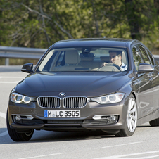 BMW 320d EfficientDynamics AT