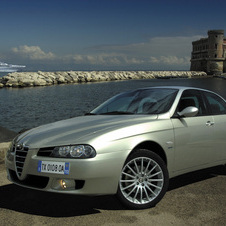 Alfa Romeo 156 1.6i 16V Twin Spark Business