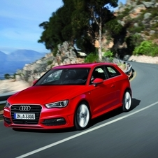 Audi A3 1.6 TDI Attraction S tronic