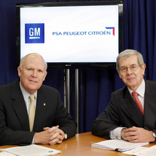 GM and PSA formed their partnership in February 2012