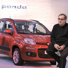 Fiat's factory produces the Panda. Small cars have been among the hardest hit by the Euro crisis