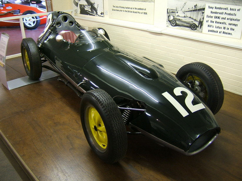 Lotus 16 Climax