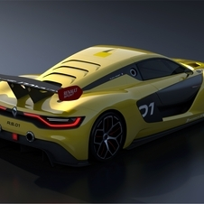 The new RS 01 will appear in the main single-brand trophy from Renault in 2015, the Renault Sport Trophy