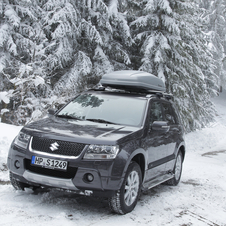 Suzuki Grand Vitara Limited