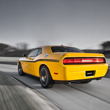 SRT Challenger SRT8 392 Yellow Jacket