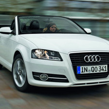 Audi A3 Cabriolet 1.4 TFSI Attraction