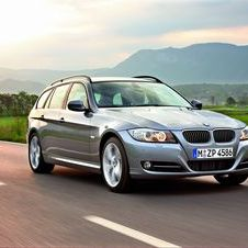 BMW 318d Touring Auto Navigation (E91) LCI
