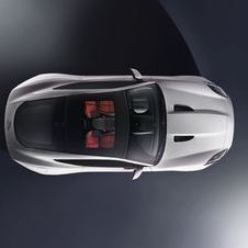 The car brings a closed roof to the F-Type