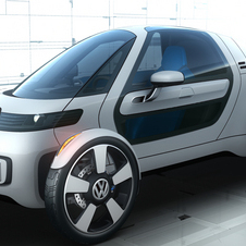 Volkswagen's Own Electric Concept to Debut at Frankfurt