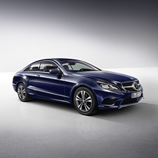 Mercedes-Benz E 400 BlueEfficiency Auto