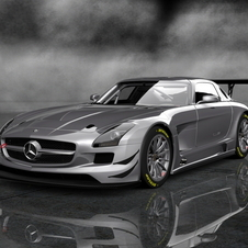 Mercedes has three new cars in Gran Turismo 6