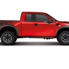 2012 Ford SVT Raptor Gets Torsen Front Differential and Optional Front-Mounted Camera
