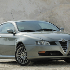 Alfa Romeo GT 1.9 Multijet 16v Luxury