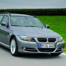 BMW 320d Touring LifeStyle (E91) LCI