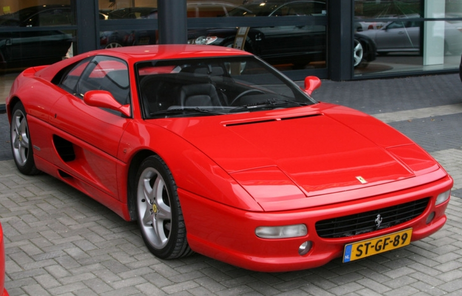 ferrari f355 berlinetta 7 fotos und 74 technische daten. Black Bedroom Furniture Sets. Home Design Ideas