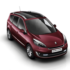Renault Grand Scenic 1.5 dCi FAP ECO2 Luxe Automatic