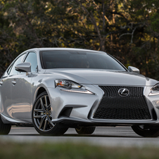 New Lexus IS Getting Coupe Version to Take on 4 Series