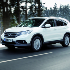 Honda says that sales of the new CR-V and Civic diesel are especially strong in Europe
