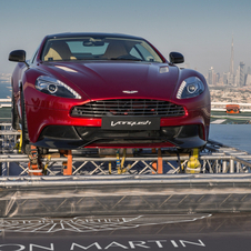 Aston Martin will do events to celebrate the brand's centenary for the rest of the year