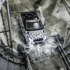 Land Rover refers in a statement that the details of the new premium compact SUV model will be revealed soon