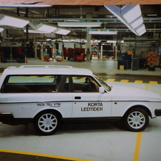 The final car produced was a coupe with the roof of a wagon.