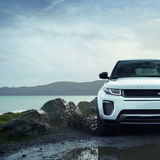 Land Rover Evoque Coupé 2.0 TD4 4x2