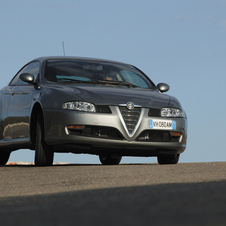 Alfa Romeo GT 2.0 JTS Selespeed Luxury
