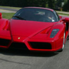 The new car will be lighter and faster than the Enzo and feature active aerodynamics.