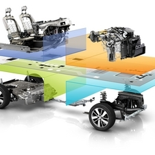 The CMF platform uses five modular parts that can be modified to create multiple cars