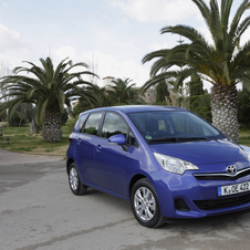 Toyota Verso-S 1.3 Dual VVT-i Exclusive