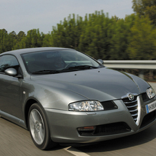 Alfa Romeo GT 1.8 Twin Spark 16V Distinctive