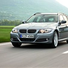 BMW 320i Touring Exclusive