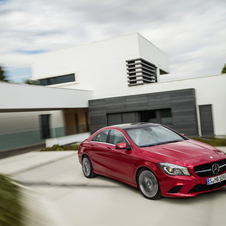 Mercedes currently only builds the CLA in Hungary