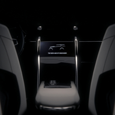 New technoloy will be unveiled with the Discovery Vision Concept