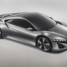 We have seen the NSX concept for the last year, now its time to see the real thing