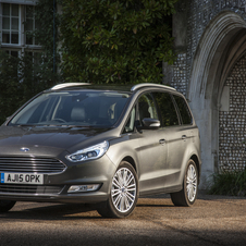 Ford Galaxy 2.0 TDCi Trend Powershift
