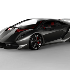 The Sesto Elemento was shown in 2010 has a lightweight, carbon fiber super car powered by a V10