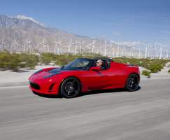 Tesla Roadster Convertible