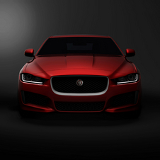 First image of the XE shows the front-end of the new model
