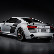 With 570hp the R8 competition is the most powerful production car ever from the German brand