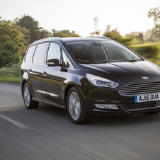 Ford Galaxy 2.0 TDCi Bi-turbo Titanium Powershift