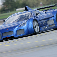 Gumpert Apollo TT40e