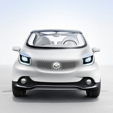 Smart is also working on a new Fortwo