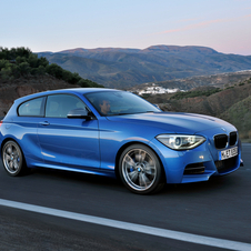 BMW Debuts Three-Door 1-Series with M135i