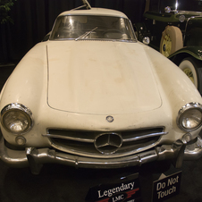 Mercedes-Benz 300 SL Gullwing Coupe