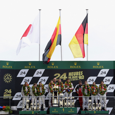 Audi scored first and third place finishes in a very odd 24 Hours of Le Mans