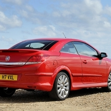 Vauxhall Astra CC 1.6i Twintop Sport
