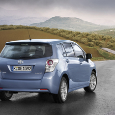 Toyota Verso 2.0 D-4D 125 Exclusive